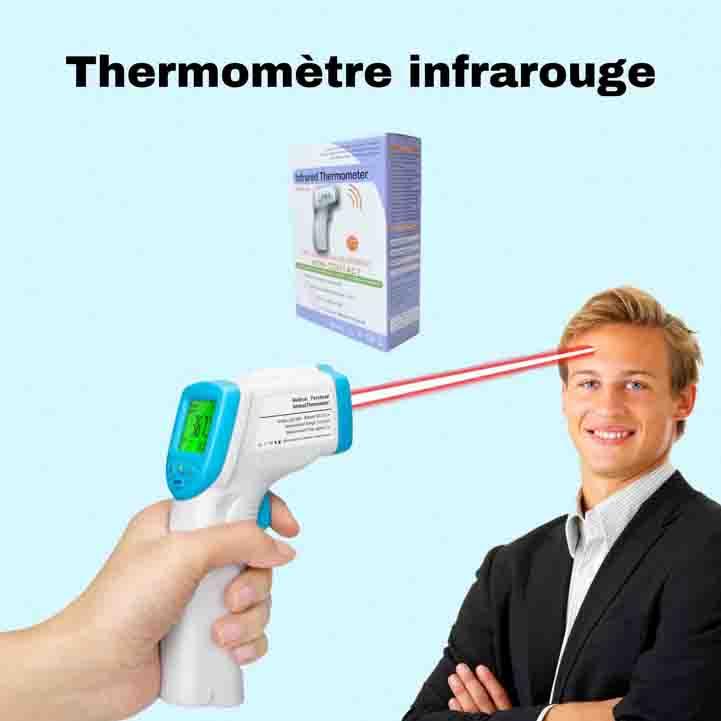 Thermom�tre infrarouge